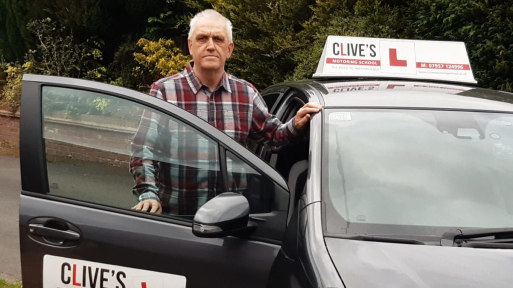 Clive Geary condemning DVSA unfairness for learner drivers