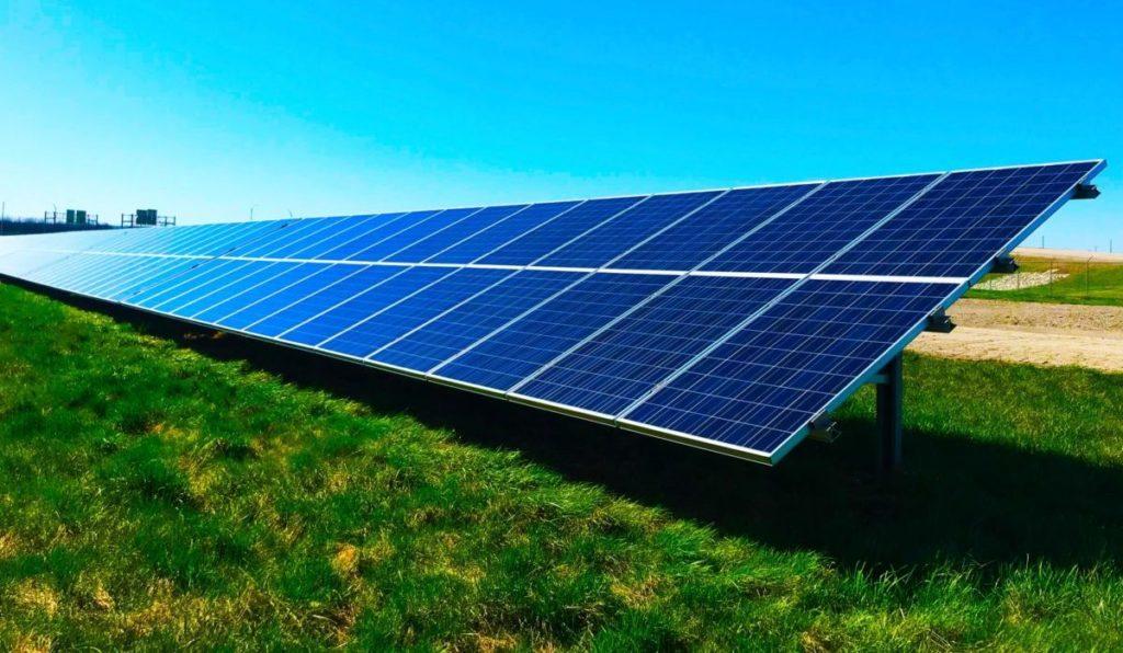Local Energy Bill: Solar Panels, Solar Farm