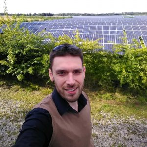 Nick Saxby fighting for green energy in Whitchurch & North Shropshire