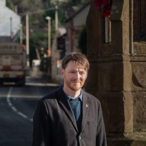 Robert Jones Fighting for better services in Ruyton & Baschurch