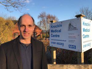 Dan Widdon - Knockin Medical centre